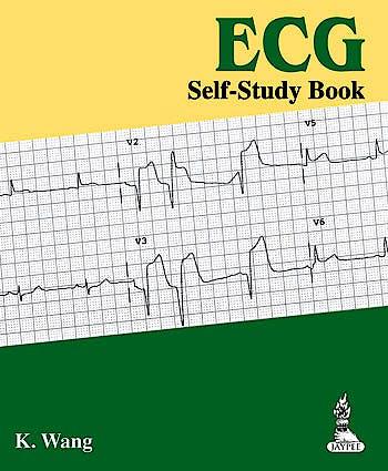 Portada del libro 9789350909966 Ecg Self-Study Book