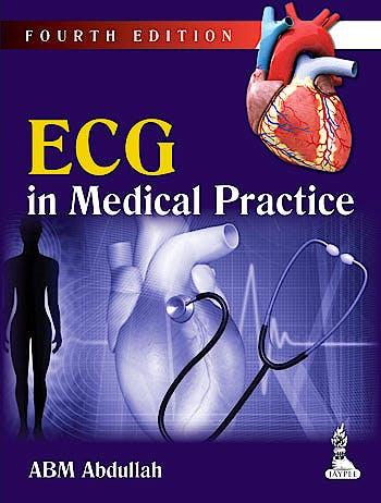 Portada del libro 9789351520061 Ecg in Medical Practice