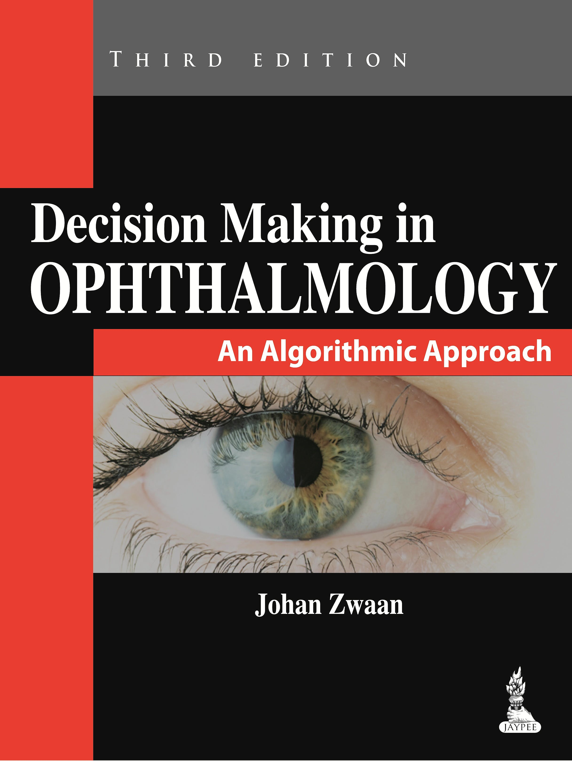 Portada del libro 9789351520917 Decision Making in Ophthalmology. an Algorithmic Approach