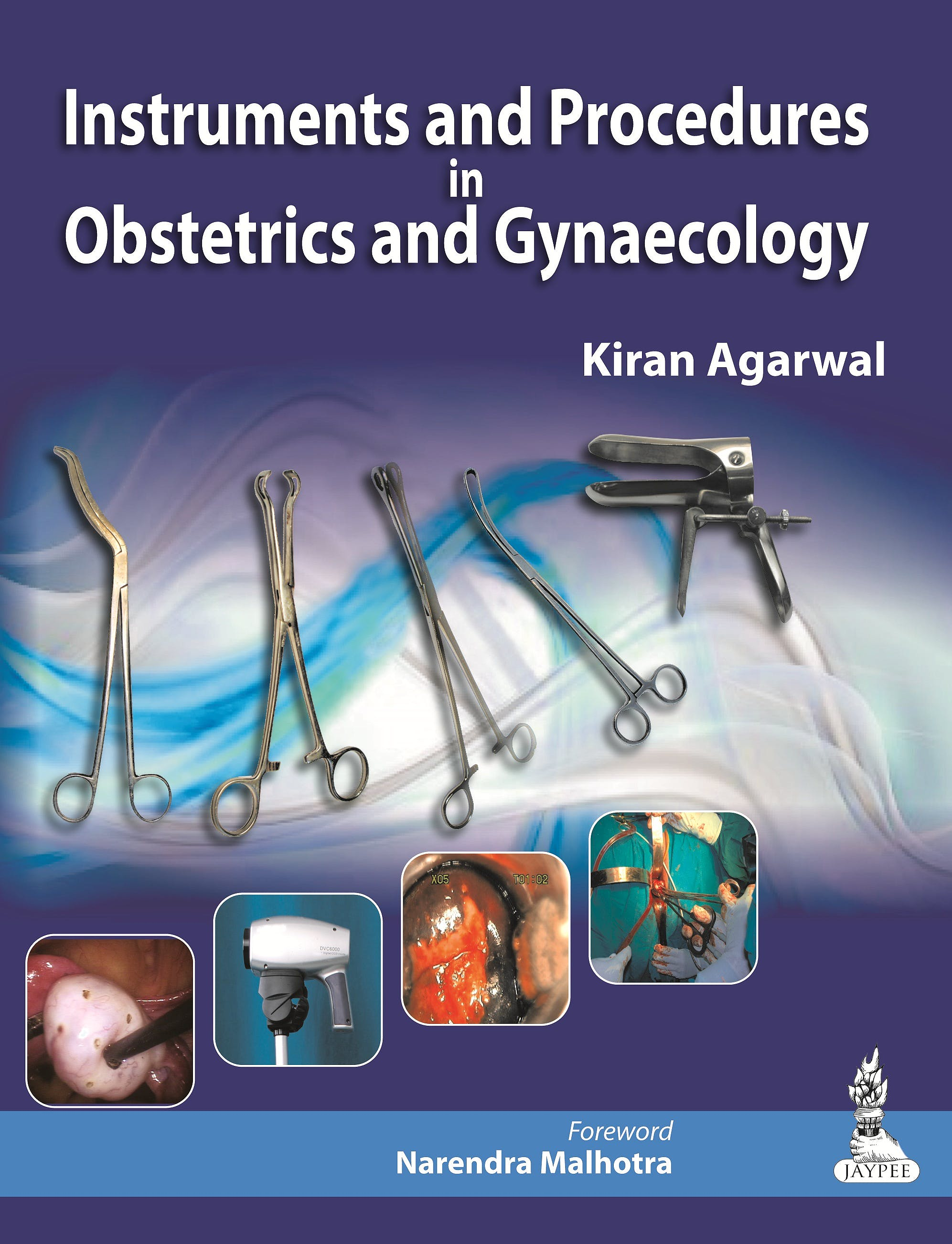 Portada del libro 9789351521372 Instruments and Procedures in Obstetrics and Gynecology