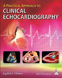 Portada del libro 9789351521402 A Practical Approach to Clinical Echocardiography
