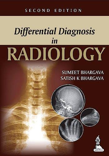 Portada del libro 9789351521730 Differential Diagnosis in Radiology