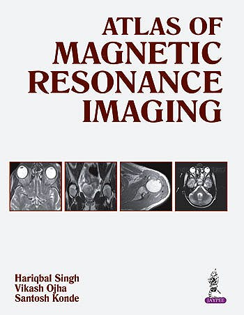 Portada del libro 9789351521761 Atlas of Magnetic Resonance Imaging