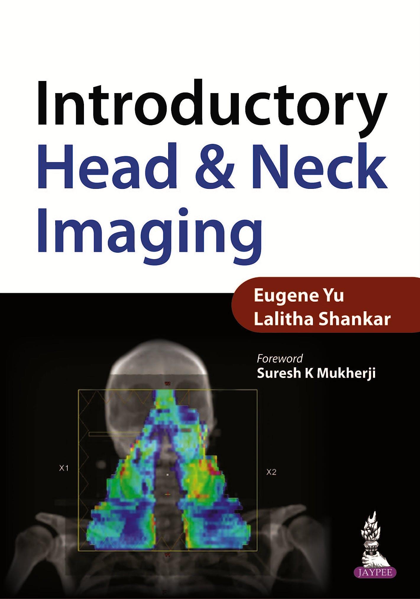 Portada del libro 9789351522072 Introductory Head and Neck Imaging