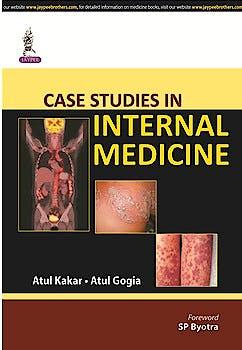 Portada del libro 9789351522959 Case Studies in Internal Medicine
