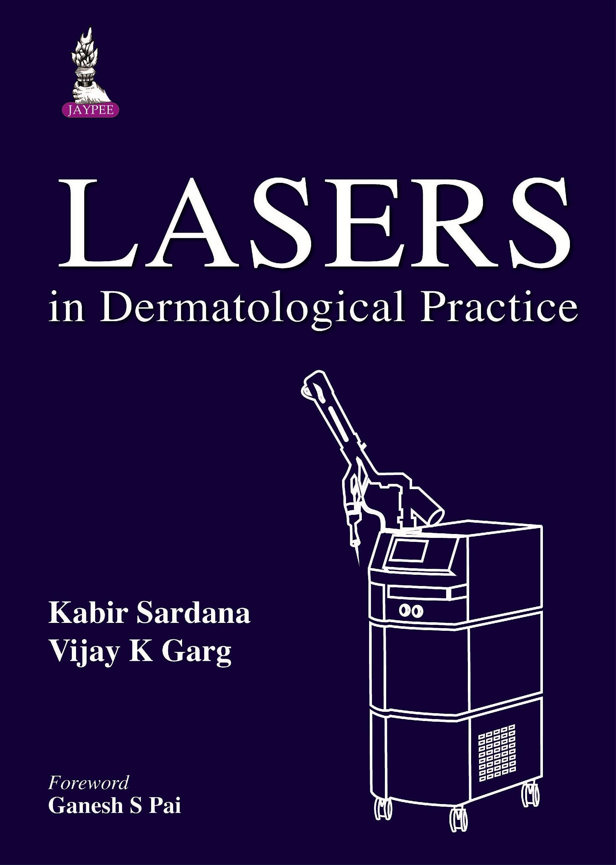 Portada del libro 9789351523000 Lasers in Dermatological Practice