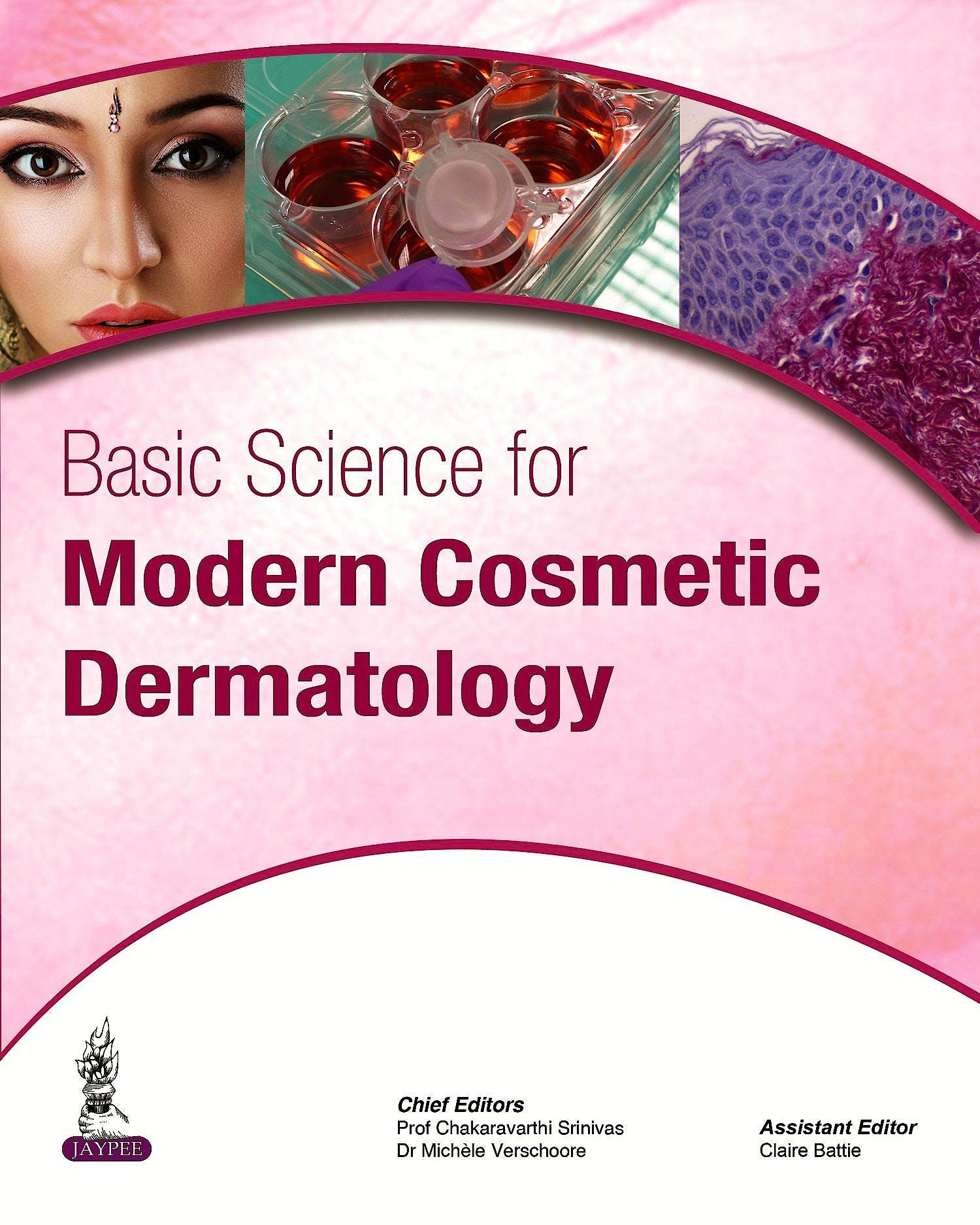 Portada del libro 9789351523192 Basic Science for Modern Cosmetic Dermatology