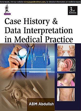 Portada del libro 9789351523758 Case History and Data Interpretation in Medical Practice