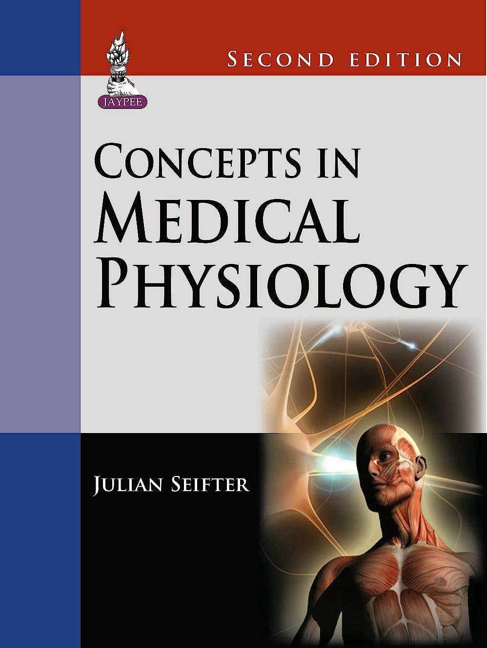 Portada del libro 9789351524090 Concepts in Medical Physiology