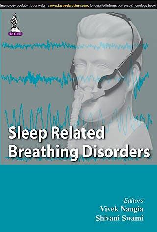 Portada del libro 9789351524205 Sleep Related Breathing Disorders