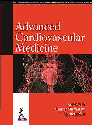 Portada del libro 9789351524373 Advanced Cardiovascular Medicine