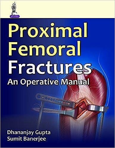 Portada del libro 9789351524854 Proximal Femoral Fractures. An Operative Manual