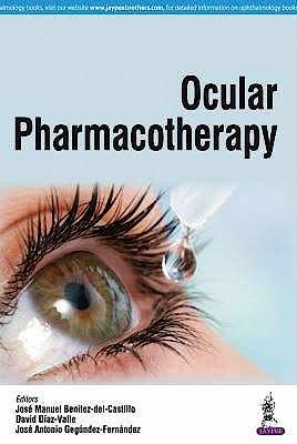 Portada del libro 9789351524991 Ocular Pharmacotherapy