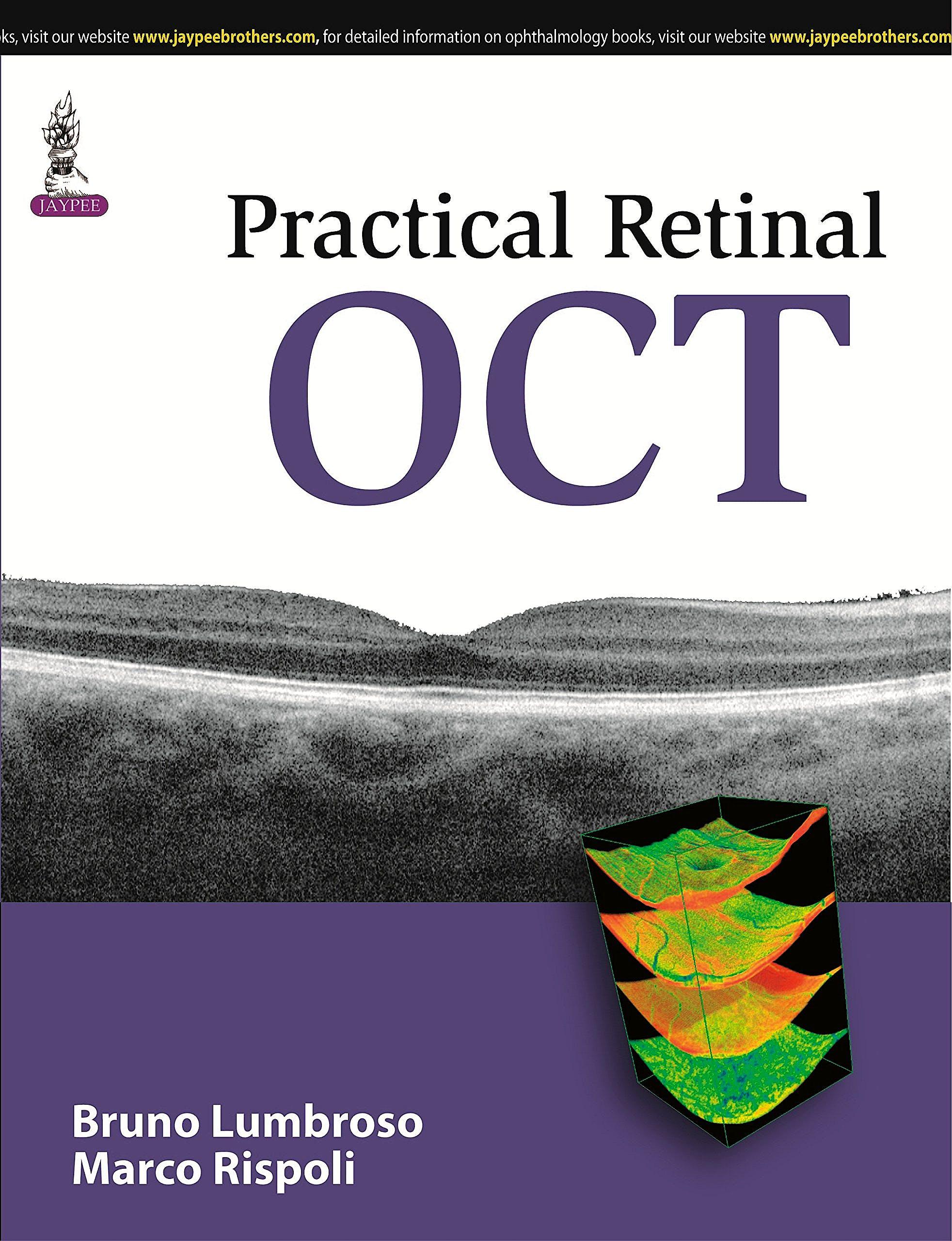 Portada del libro 9789351525325 Practical Retinal OCT