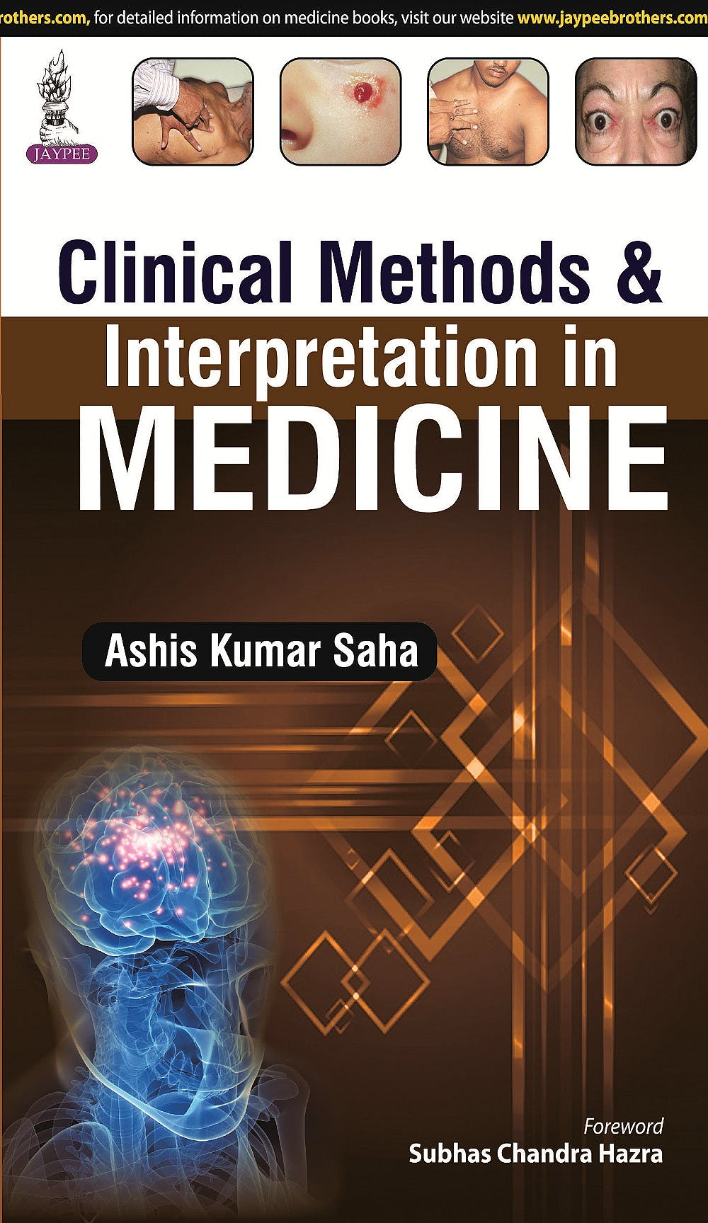 Portada del libro 9789351526285 Clinical Methods & Interpretation in Medicine