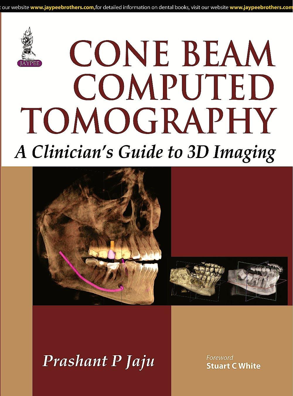 Portada del libro 9789351526391 Cone Beam Computed Tomography