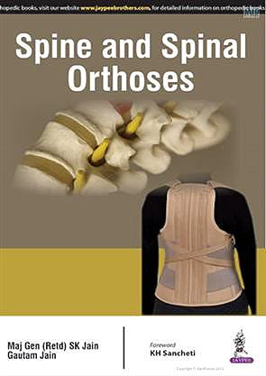 Portada del libro 9789351526407 Spine and Spinal Orthoses