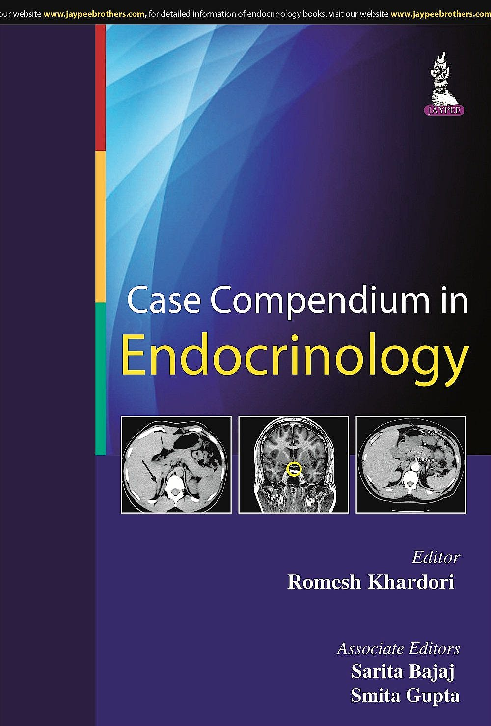 Portada del libro 9789351526438 Case Compendium in Endocrinology
