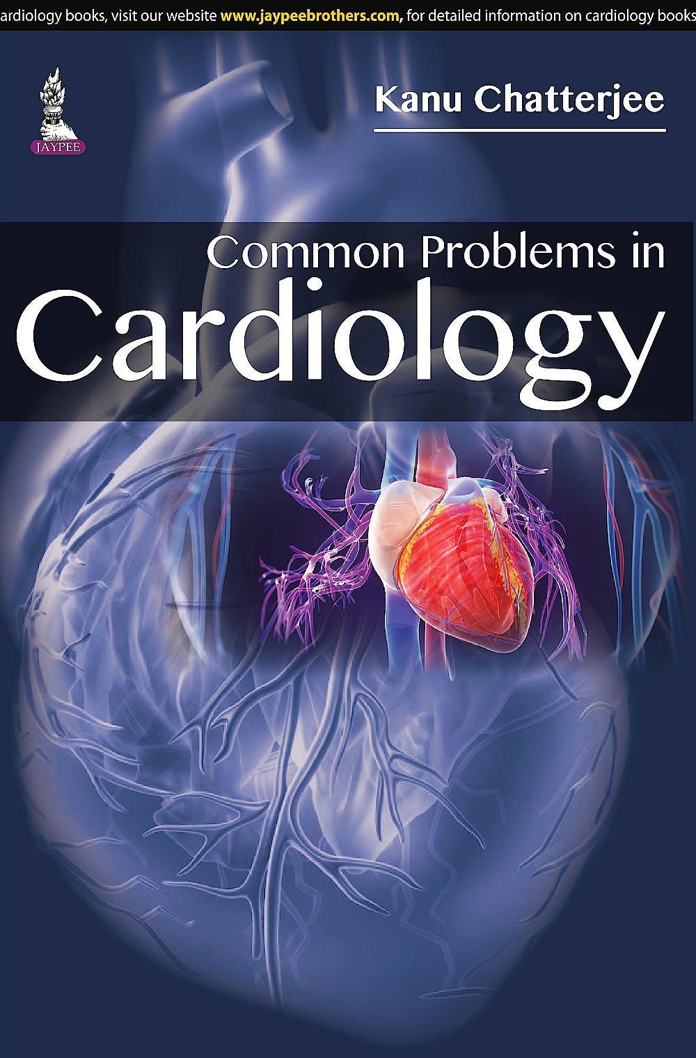 Portada del libro 9789351528524 Common Problems in Cardiology