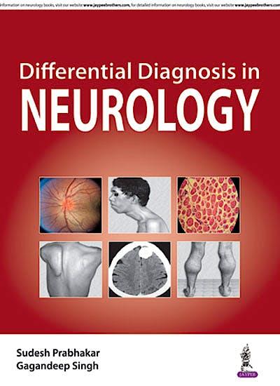 Portada del libro 9789351529026 Differential Diagnosis in Neurology