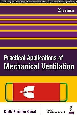 Portada del libro 9789351529040 Practical Applications of Mechanical Ventilation