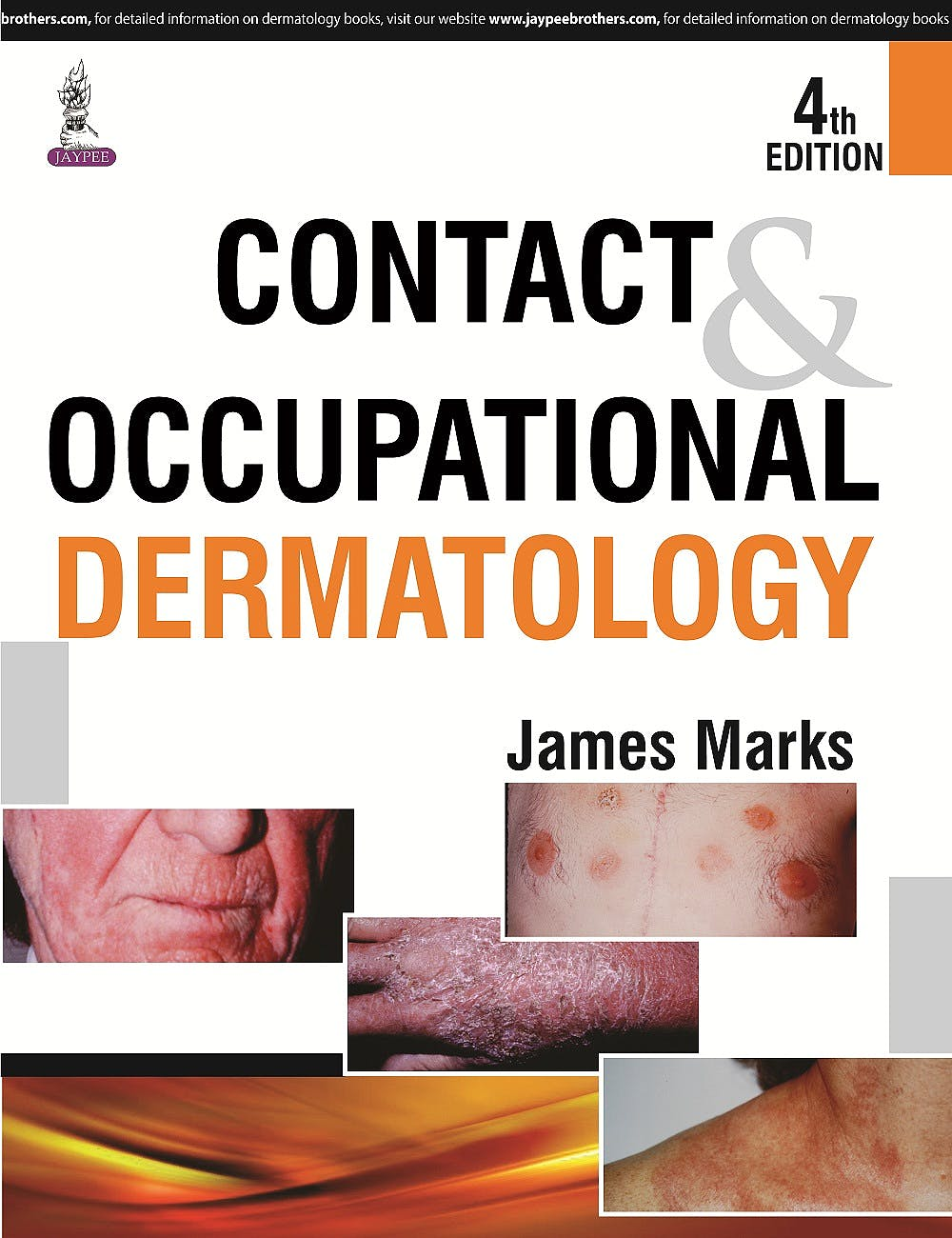 Portada del libro 9789351529361 Contact and Occupational Dermatology