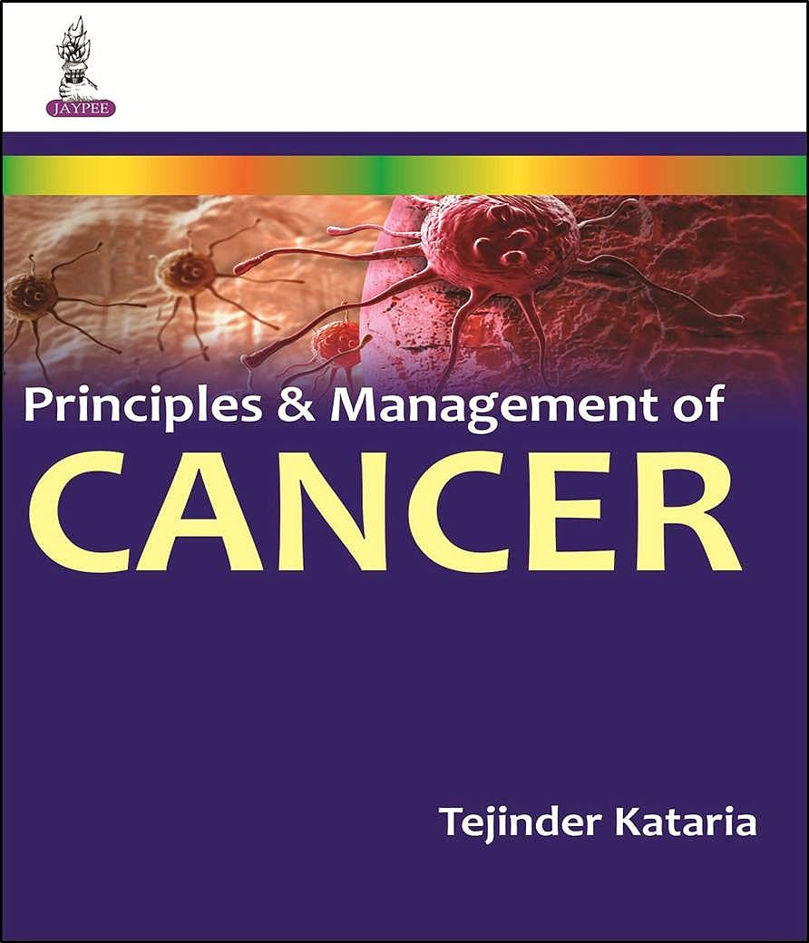 Portada del libro 9789351529712 Principles & Management of Cancer