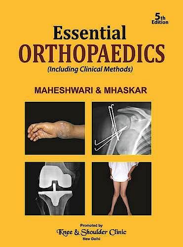 Portada del libro 9789351968085 Essential Orthopaedics