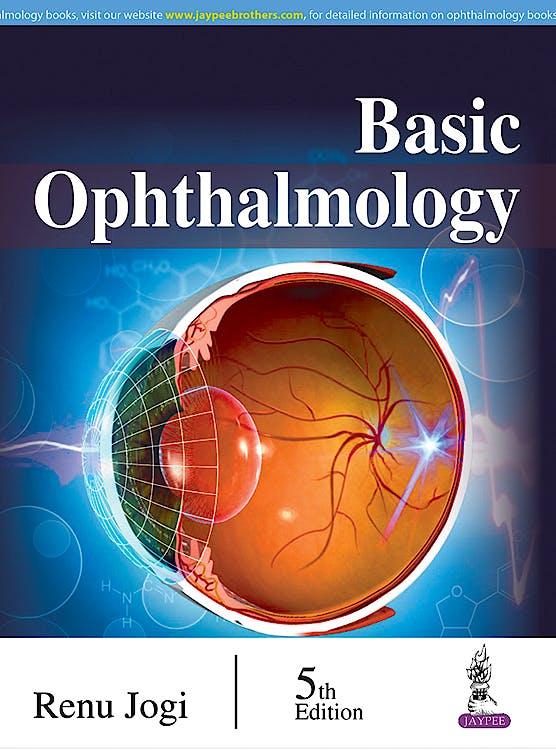 Portada del libro 9789352500055 Basic Ophthalmology
