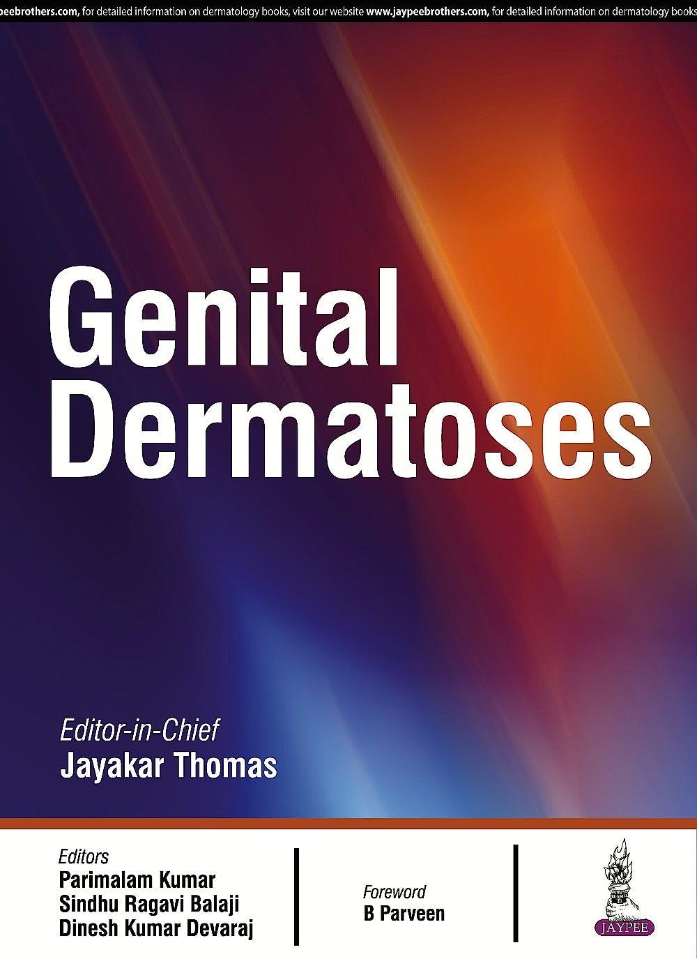 Portada del libro 9789352500123 Genital Dermatoses
