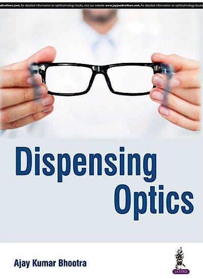 Portada del libro 9789352500130 Dispensing Optics