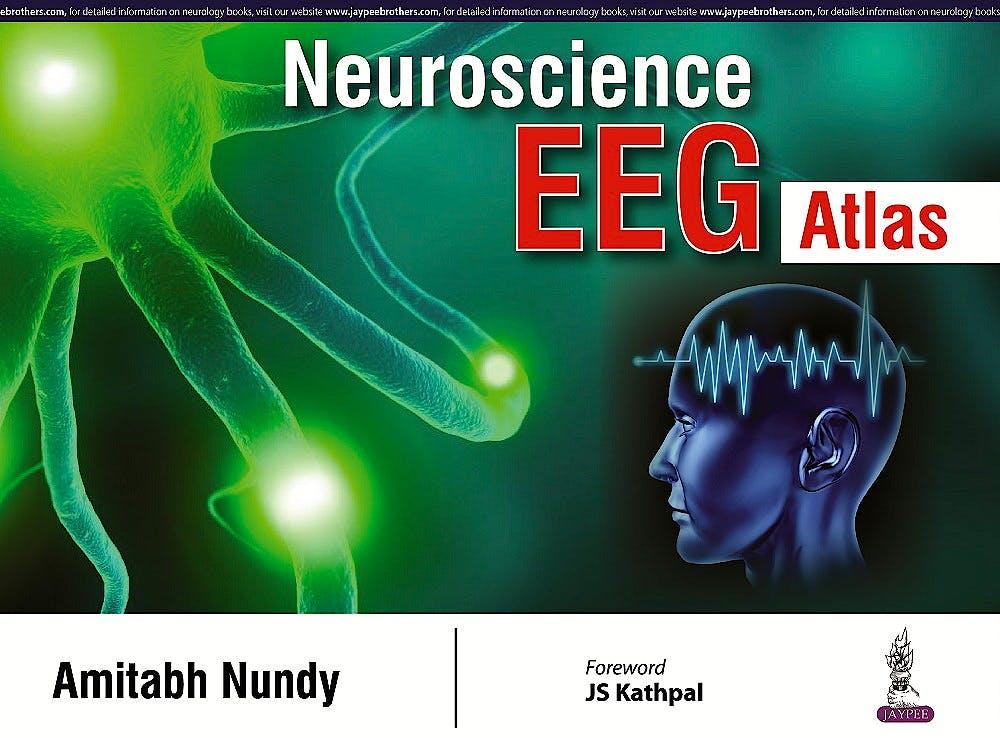 Portada del libro 9789352500208 Neuroscience EEG Atlas