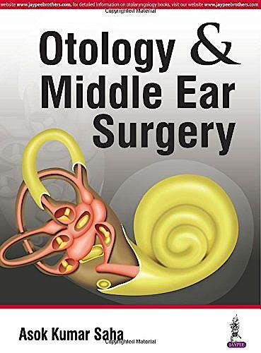 Portada del libro 9789352501229 Otology and Middle Ear Surgery