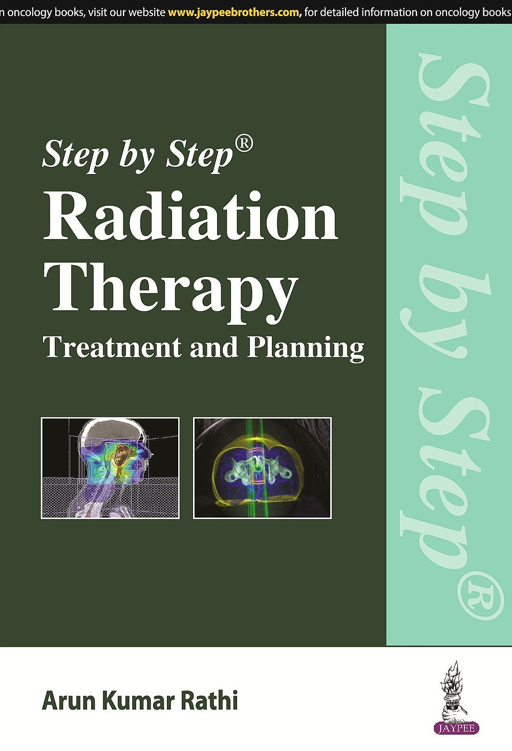 Portada del libro 9789352501243 Step by Step Radiation Therapy: Treatment and Planning