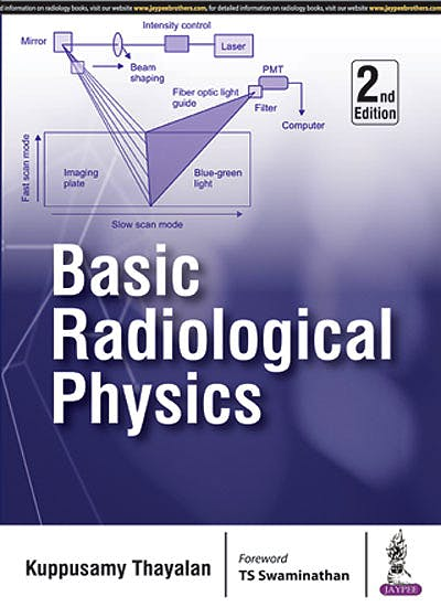 Portada del libro 9789352700486 Basic Radiological Physics