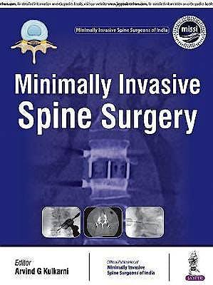 Portada del libro 9789352700547 Minimally Invasive Spine Surgery