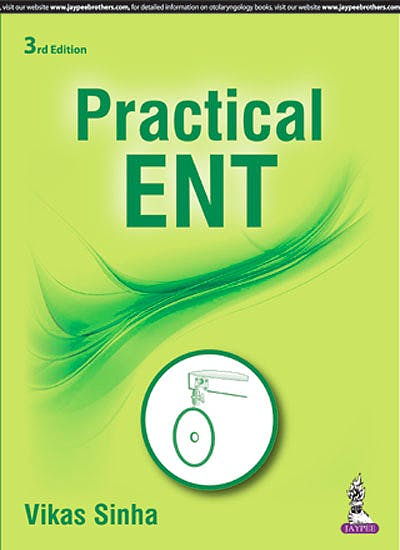 Portada del libro 9789352700561 Practical ENT
