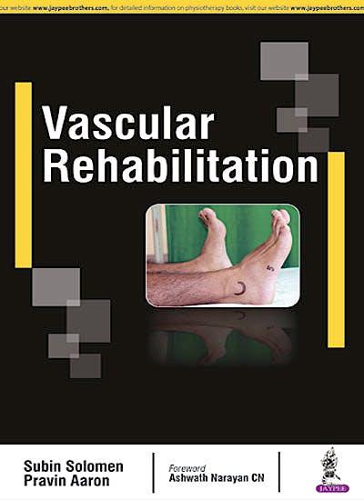 Portada del libro 9789352700738 Vascular Rehabilitation