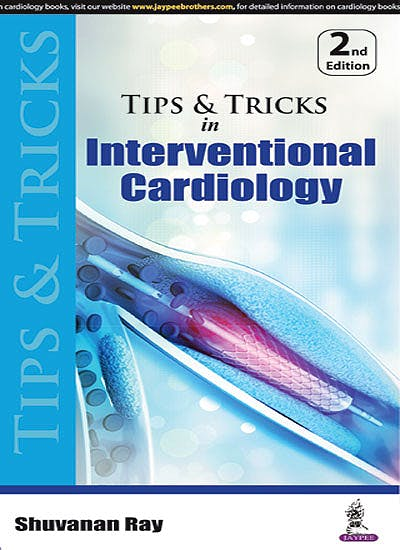 Portada del libro 9789352700875 Tips and Tricks in Interventional Cardiology