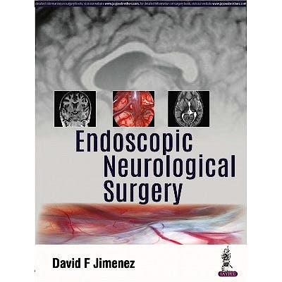 Portada del libro 9789352701223 Endoscopic Neurological Surgery