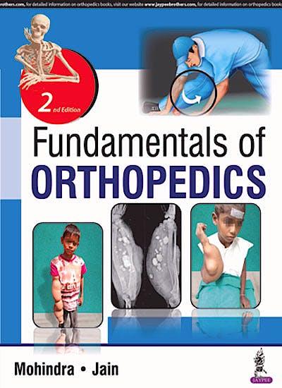 Portada del libro 9789352701322 Fundamentals of Orthopedics