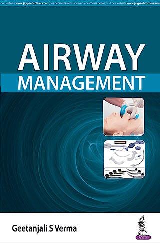 Portada del libro 9789352701704 Airway Management