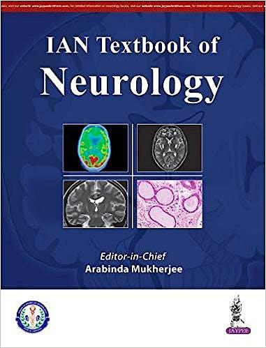 Portada del libro 9789352701797 IAN Textbook of Neurology