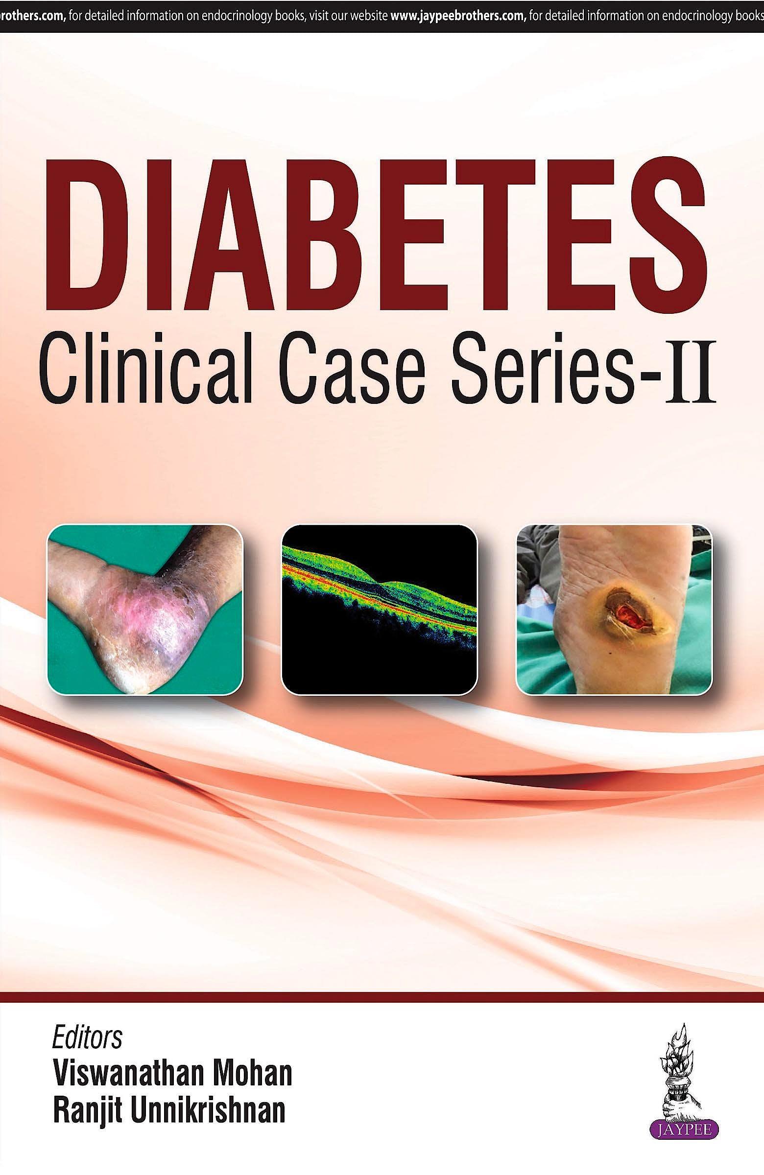 Portada del libro 9789352702251 Diabetes Clinical Case Series, Vol. 2