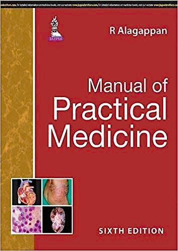Portada del libro 9789352702381 Manual of Practical Medicine