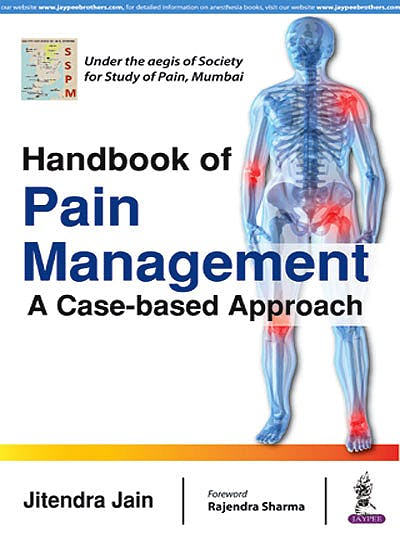 Portada del libro 9789352702589 Handbook of Pain Management. A Case-based Approach