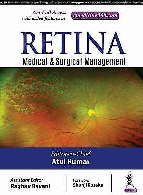 Portada del libro 9789352702947 Retina. Medical and Surgical Management