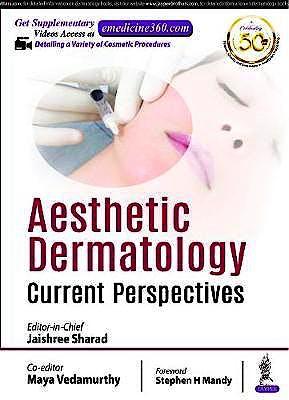 Portada del libro 9789352703470 Aesthetic Dermatology. Current Perspectives