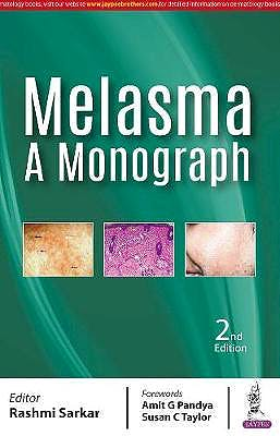 Portada del libro 9789352703517 Melasma. A Monograph