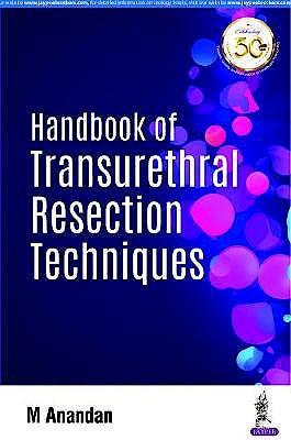Portada del libro 9789352703982 Handbook of Transurethral Resection Techniques